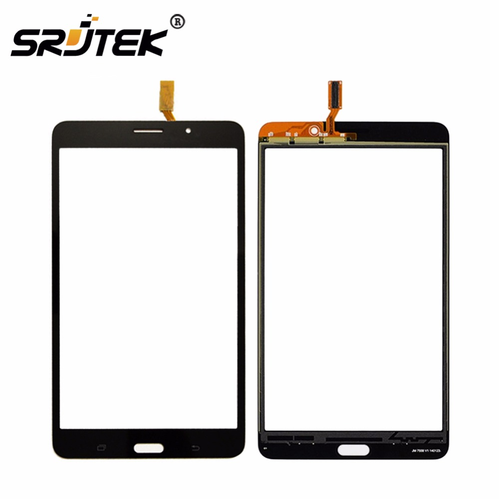 Srjtek For Samsung Galaxy Tab 4 7.0 SM-T231 T231 T235 SM-T235 Touch Screen Digitizer Sensor Glass Tablet Pc Replacement Parts touch screen digitizer glass lens with tape for samsung galaxy tab 4 10 1 t530 t531 with tools free dhl