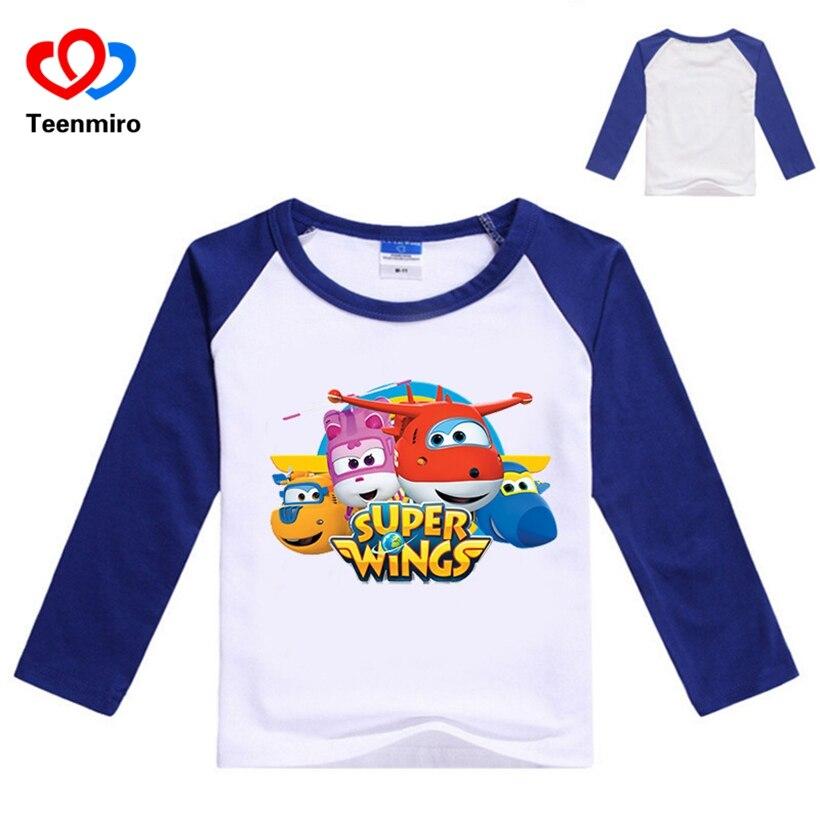 Kids Sweatshirts for Boys Hoodies Baby Girls Long Sleeve Cotton TShirts Children Cartoon Costume Toddler Shirt Teens Tees Spring