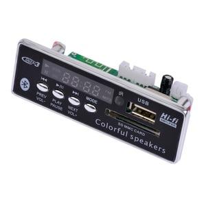 Image 4 - AIYIMA Bluetooth MP3 デコーダボードオーディオモジュール WMA WAV USB SD デコード FM Aux ラジオ用 Diy