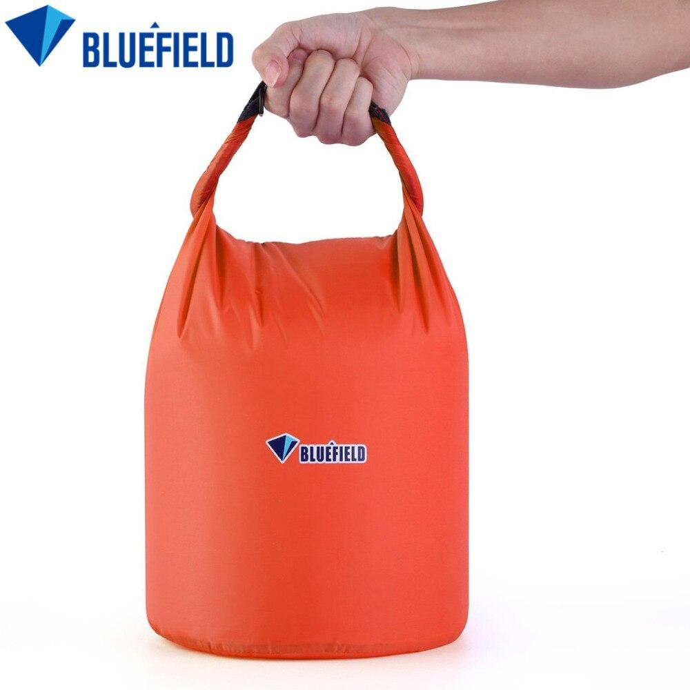 Bluefield 10L/20L Outdoor Swimming Waterproof Water Bag Camping Snorkeling Rafti