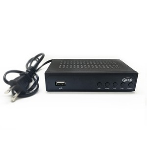 Image 4 - Vmade Fully HD Digital DVB ATSC Terrestrial TV Receiver Tuner Support MPEG 2/4 H.264 HD 1080p Set Top Box for Mexico USA Canada