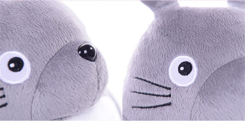 Plush Toy Totoro Cute Soft Stuffed Anime Toys Doll Large Size Pillow Totoro Best Gifts Toys For Children Animation Dolls Gift 2