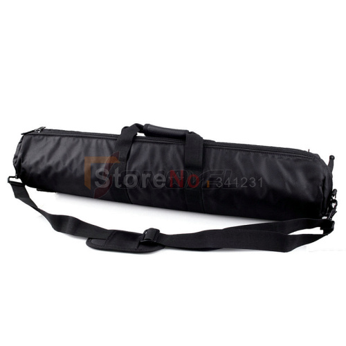 80cm Padded Camera Monopod Tripod Carrying Bag Case with Shoulder strap For 70mm Manfrotto GITZO SLIK