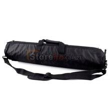 80 см мягкий Камера монопод Штатив проведение сумка с плечевым ремнем для 70 мм Manfrotto Gitzo Slik Бесплатная доставка