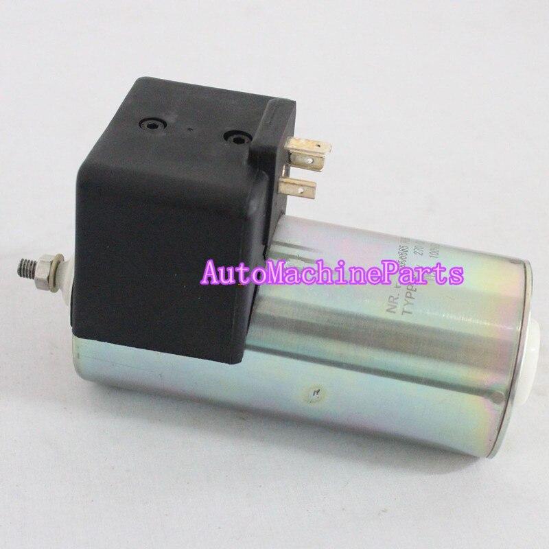 Shut Off Solenoid 01181663 0118 1663 0118-1663 12V for Deutz Engine FL912Shut Off Solenoid 01181663 0118 1663 0118-1663 12V for Deutz Engine FL912
