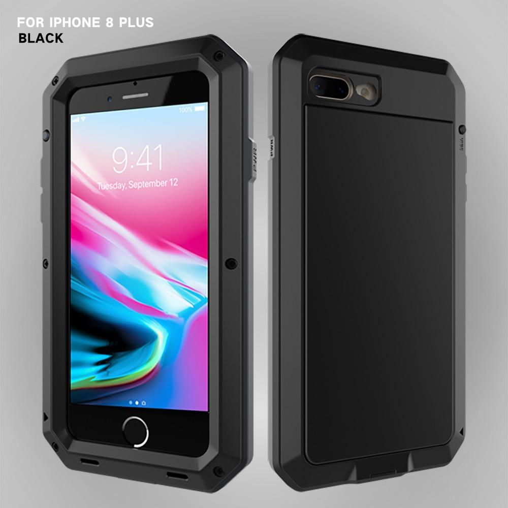 HTB1aV5jeNSYBuNjSsphq6zGvVXaE Heavy Duty Protection Doom armor Metal Aluminum phone Case for iPhone 11 Pro Max XR XS MAX 6 6S 7 8 Plus X 5S 5 Shockproof Cover