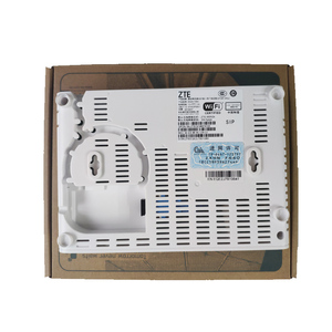 Image 4 - גרסה חדשה 6.0 ZTE GPON נתב ZXA10 F660 ONU/ONT עם 1GE + 3FE + 1 קול + WIFI + 1USB, רשת אופטית מסוף אנגלית גרסה