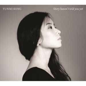 YUNMI KANG 1ST ALBUM - STORY HAVEN'T TOLD YOU YET  Release date 2015-10-16 KPOP ALBUM наушники akg y20 белый