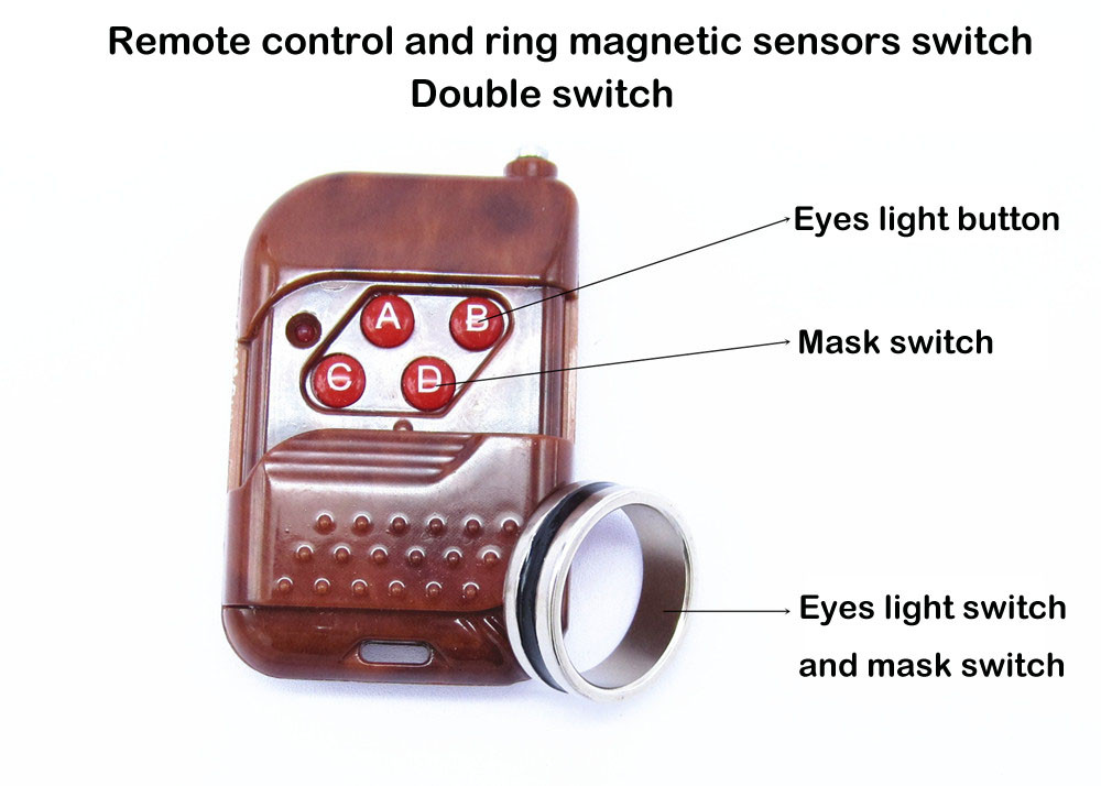 remote control and ring2