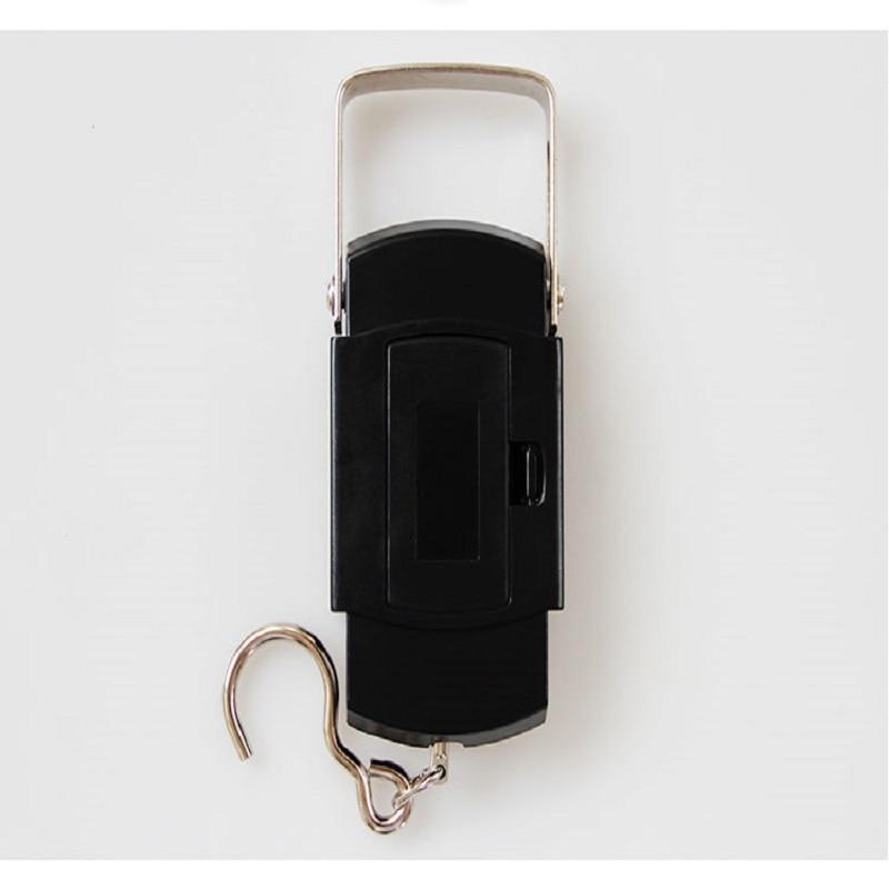 Hot mini zavěšení kapesní přenosný 50 kg LCD digitální - Měřicí přístroje - Fotografie 4