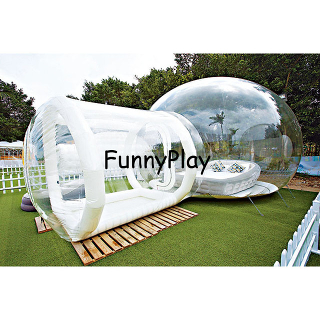 transparent inflatable bubble c&ing tent Hot sale brand new install convenient outdoor booth tents namioty bubble  sc 1 st  AliExpress.com & transparent inflatable bubble camping tent Hot sale brand new ...
