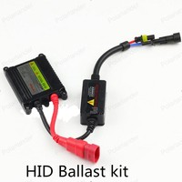 55W HID Xenon Kit Car Headlight Auto Lamp Mini Ballast 12V H1 H3 H4 H6 H7