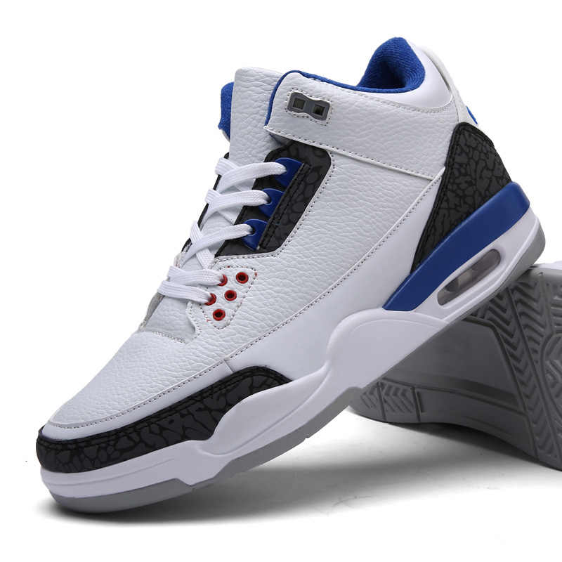 2019 new Men Women Sport Sneakers Basketball Boots Red White