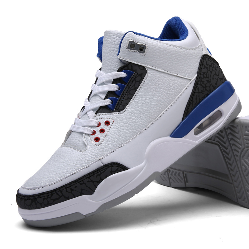 2019 new Men Women Sport Sneakers Basketball Boots Red White Men Sport Trainers High Top jordan Basketball Shoes Cheap