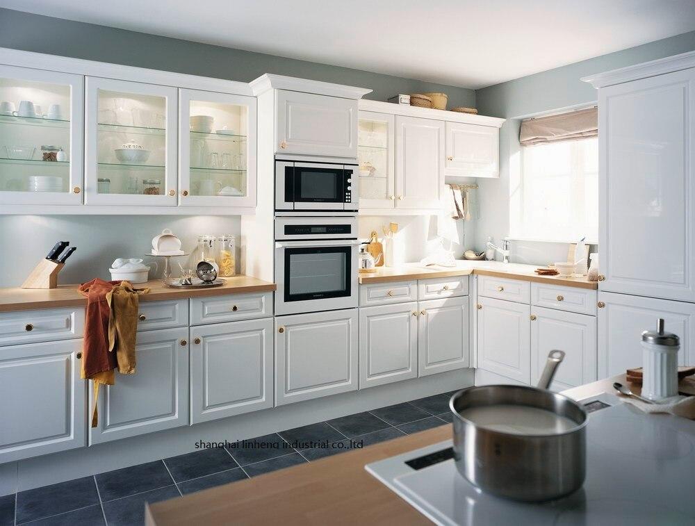 PVC/vinyl kitchen cabinet(LH-PV073) pvc vinyl kitchen cabinet lh pv068