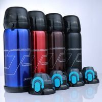 High Quality New Bike Bicycle 800ml Sports Stainless Steel Water Bottle Vacuum Thermos Flask