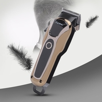 Kemei 1990 ElectricHair Clipper Men's Hair Trimmer Hairstyle Cutting Shaver Rechargeable 4 Adjustable Guide Combs Beard Cutter