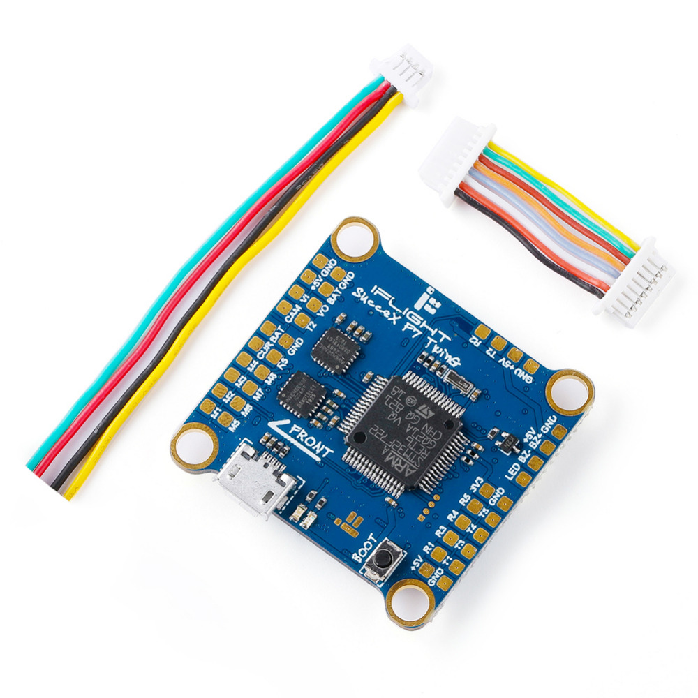 Iflight Succex F7 Twing Flight Controller 2-8s Support Osd 30.5*30.5mm Mounting Hole With Ws2812 Led Strip For Fpv Racing Drone Sale Overall Discount 50-70% Parts & Accessories