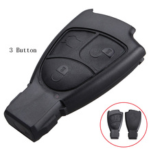 Replacement Shell 2/3/4 Buttons Car Remote Key Fob Case Cover For Mercedes Benz C E ML S SL SLK CLK B Class Original Keys