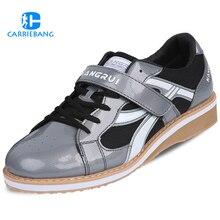 Кроссовки для мужчин; профессиональная обувь для тяжелой атлетики; кожаные Нескользящие кроссовки для занятий тяжелой атлетикой; спортивные мужские кроссовки