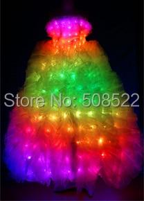 LED dress suit emitters wedding LED fluorescent LED luminous clothing - Festive and Party Supplies