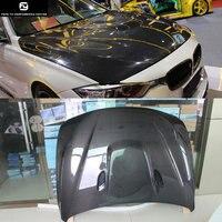 F30 M3 M4 Style Carbon fiber FRP Primer engine hood cover bonnet hoods for BMW F30 F35 F32 M3 style 2014UP