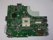 45 days Warranty for Asus K43L laptop Motherboard/mainboard HM65 60-N7SMB1400-B01 DDR3 integrated rev2.0 100% tested