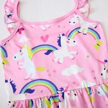 Unicorn Baby Girl Swimsuit