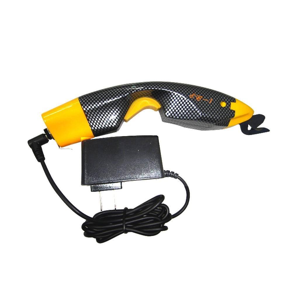 SEC 1 Simple Inline Electric Scissors Clothing Leather Fiberglass Carpet Cutter,Tailor Scissors, Household Scissors