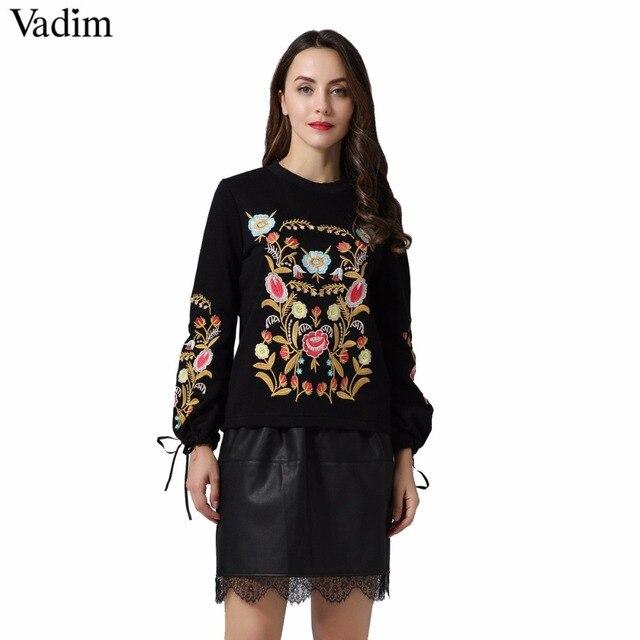 Aliexpress.com: Comprar Mujeres bordado floral patrón