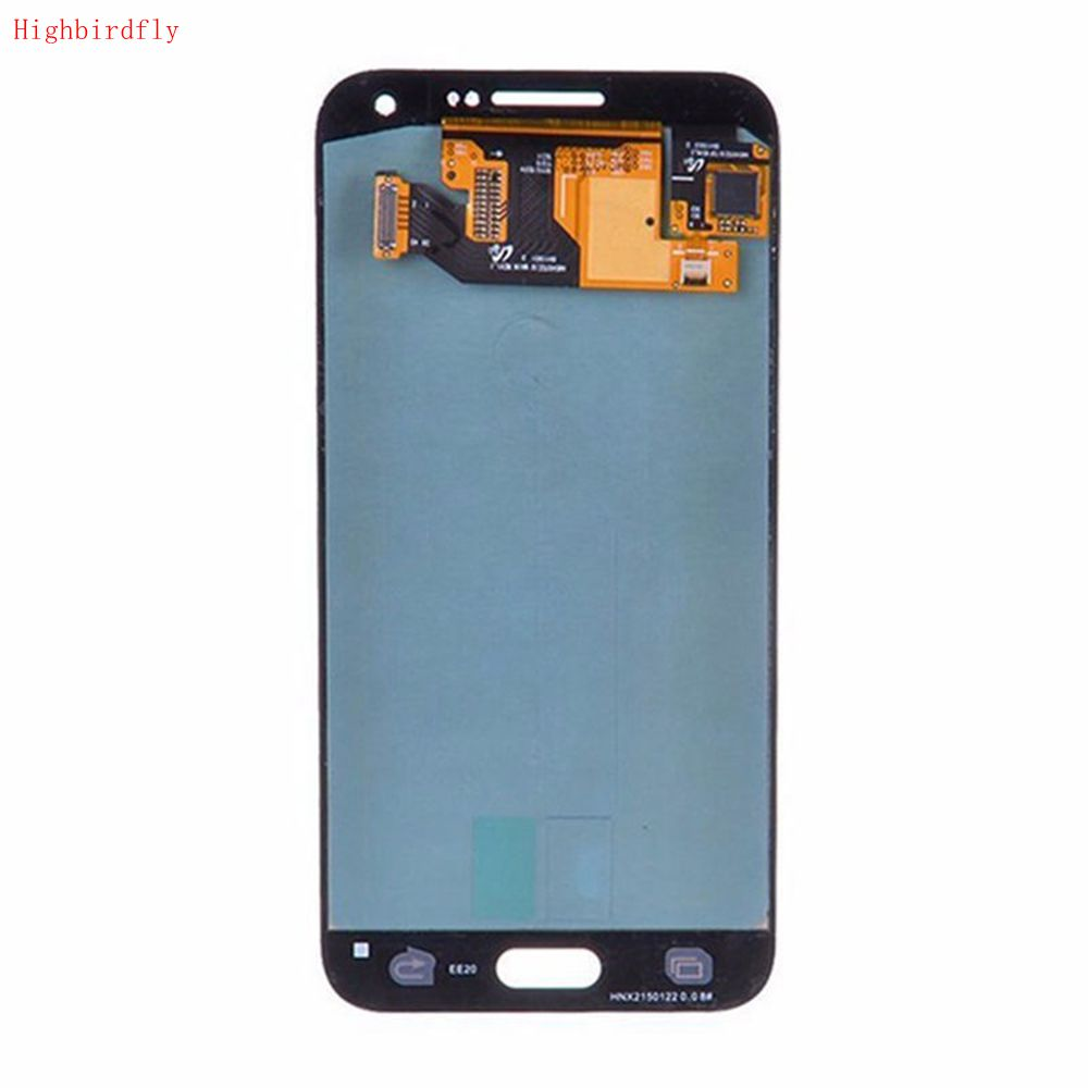 For Samsung Galaxy E5 E500 E500F E500H E500M Lcd Screen Display+Touch Glass DIgitizer Assembly Repair Amoled