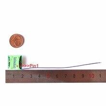Встроенный 8 pin NMRA NEM652 DCC LOCO декодер с 4 функциями для модели поезда 860020/LaisDcc/PanGu серии