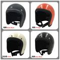 TT & CO Thompson Open Face Motorcycle Helmet Vintage Motorbike Helmet Chopper Style Retro Helmets Capacete Motoqueiro Casco Moto