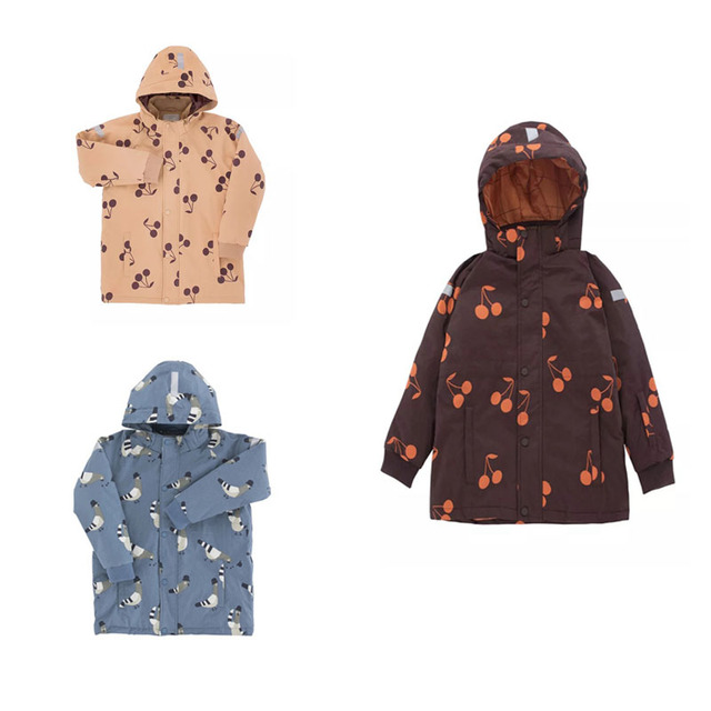 e60017be8 Baby kids Jacket 2018 Autumn Winter tiny cottons snow coat For Boys ...