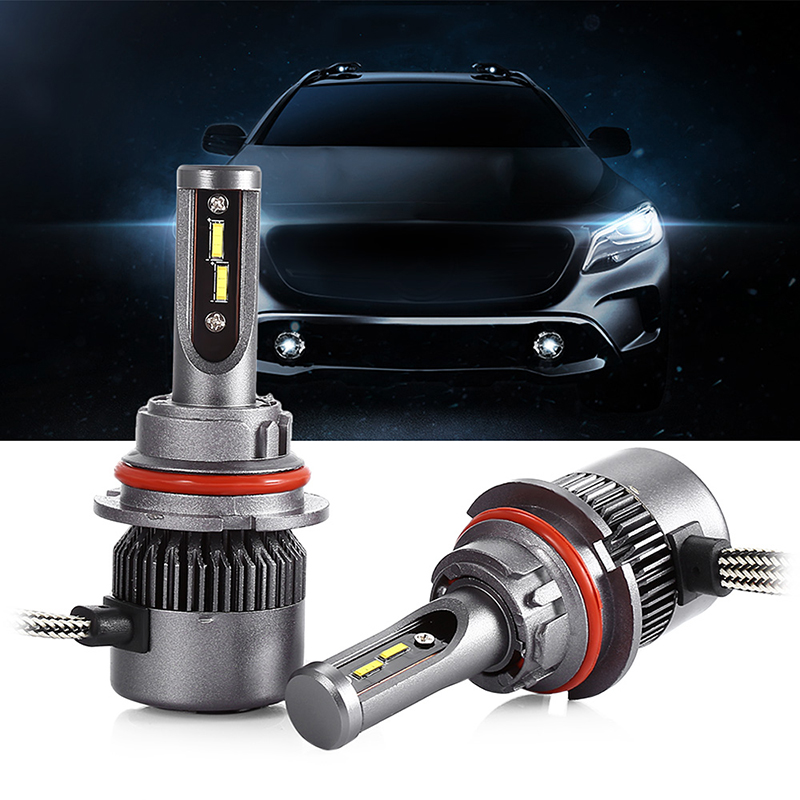 2018 V7S NEW 120W 14000LM H1 H3 H4 H7 H11 H13 9004 9005 9006 9007 5202 880 H15 LED HEADLIGHT Seoul CSP chips Auto Car HID POWER
