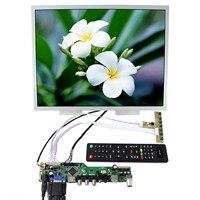 ТВ HDMI VGA CVBS РФ USB ЖК дисплей плате контроллера 15 дюймов LQ150X1LG96 1024x768 ЖК дисплей Экран