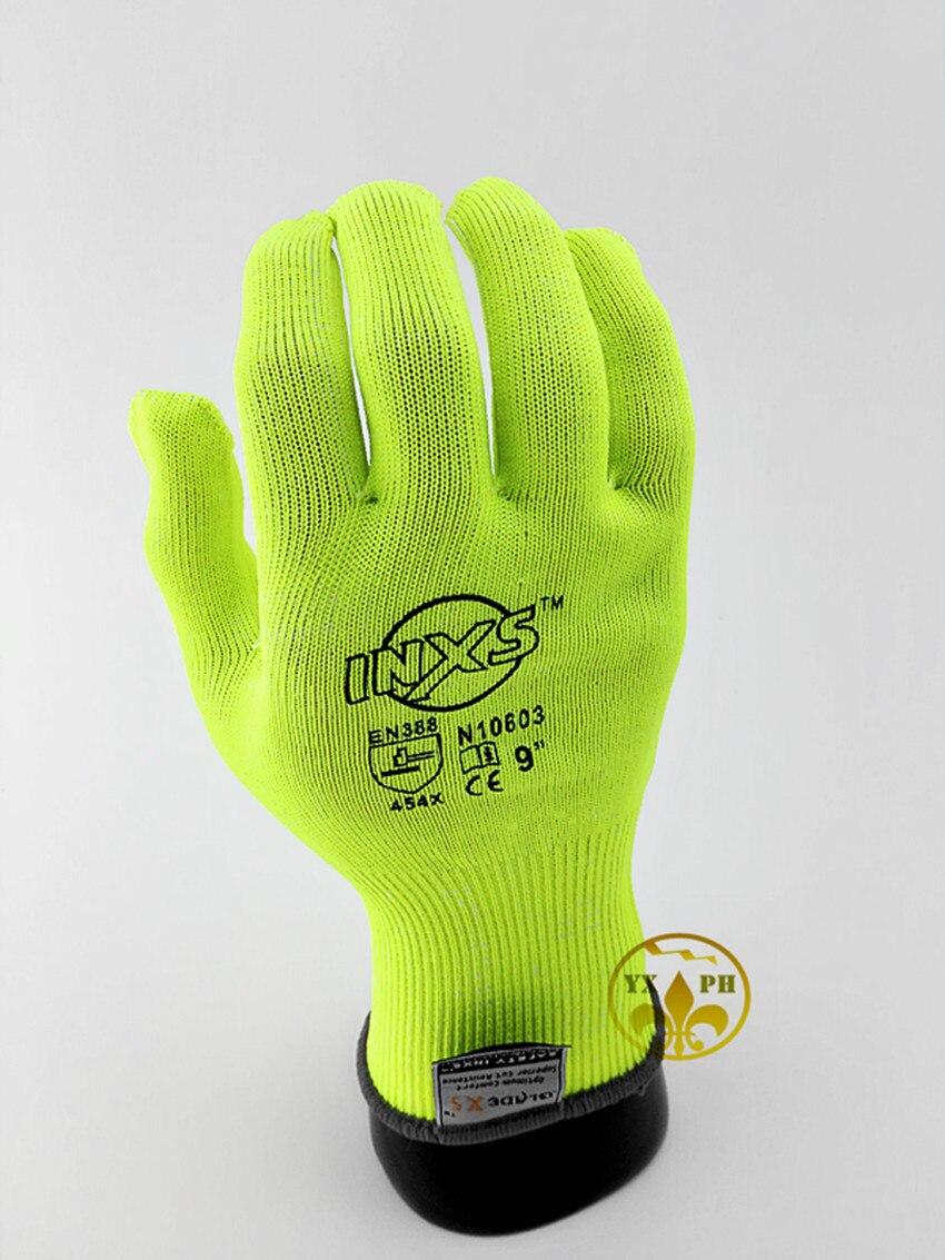 Il nuovo 2019 guanti anti-taglio 10603 leggero fluorescente verde di assicurazione del lavoro di sicurezza guanti da lavoro guanti meccanicoIl nuovo 2019 guanti anti-taglio 10603 leggero fluorescente verde di assicurazione del lavoro di sicurezza guanti da lavoro guanti meccanico