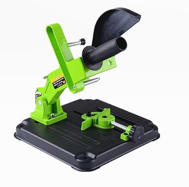 Cut Stand Grinder Support Dremel Power Tools Accessories Universal Grinder Accessories Angle Grinder Holder Woodworking Tool DIY hoomall angle grinder dedicated cutting seat stand machine bracket rod table cover shield safety woodworking tools accessories