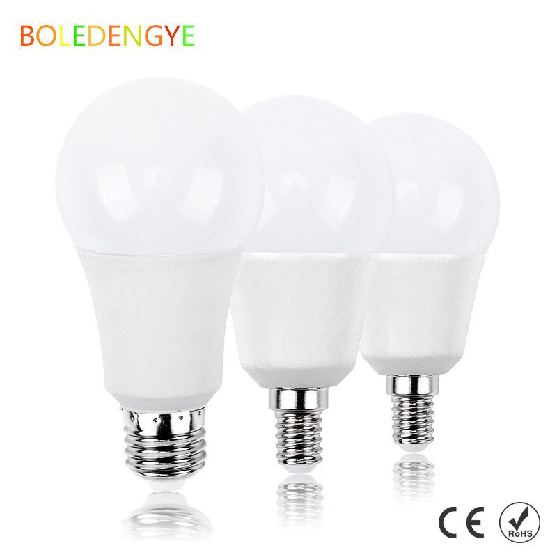 LED Light Bulb 5W Equivalent E27 e26 Base non dimmable smd5730 6000K Warm White 800 Lumens UL CE Listed Pack of 4 15w dimmable led br40 light bulb e27 e26 screw base wide beam angle 120 degrees 100w halogen bulb equivalent