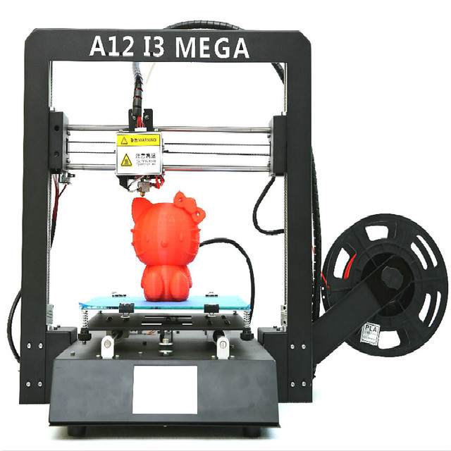 US $150 1 5% OFF|CTC 3D Printer Upgrade Cmagnet Build Plate Resume Power  Failure Printing DIY KIT MeanWell Power Supply I3 A12 3D Printer-in 3D