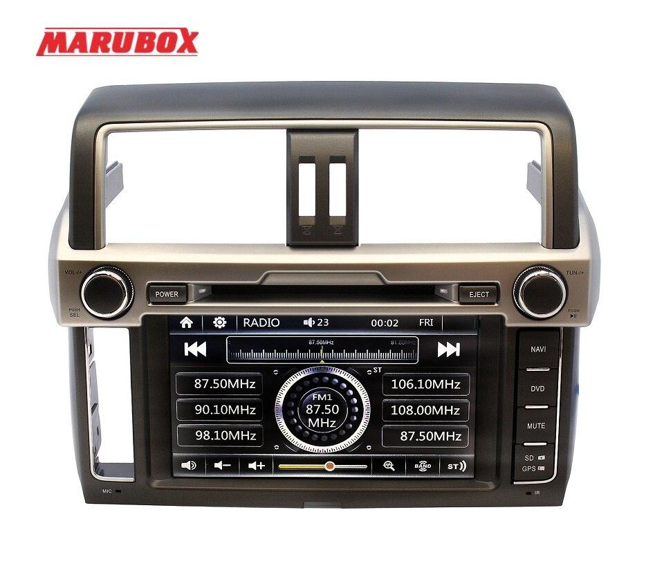 ⑤Marubox M8651 Car Multimedia DVD Player for Toyota Land ...