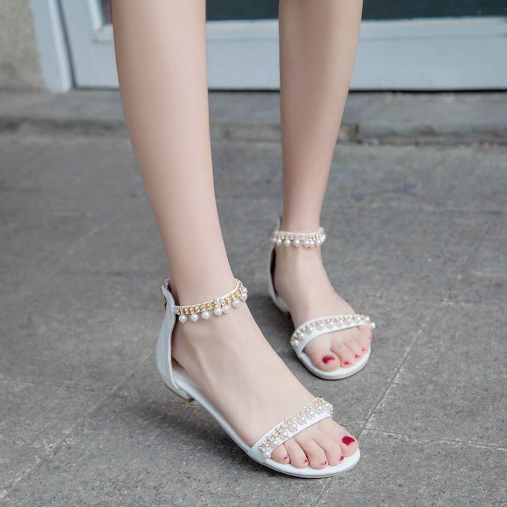 2017 Hot sale Time-limited Ladies Shoes Plus Big Size 30-48 Women Sandals Sapato Feminino Summer Style Chaussure Femme A-212 2017 real sale ladies shoes fashion big plus size shoes women sandals platform sapato feminino summer style chaussure femme b 2