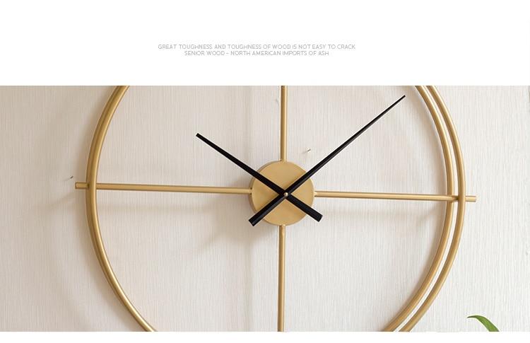WALL CLOCK – RL44 ** FREE SHIPPING ** 6