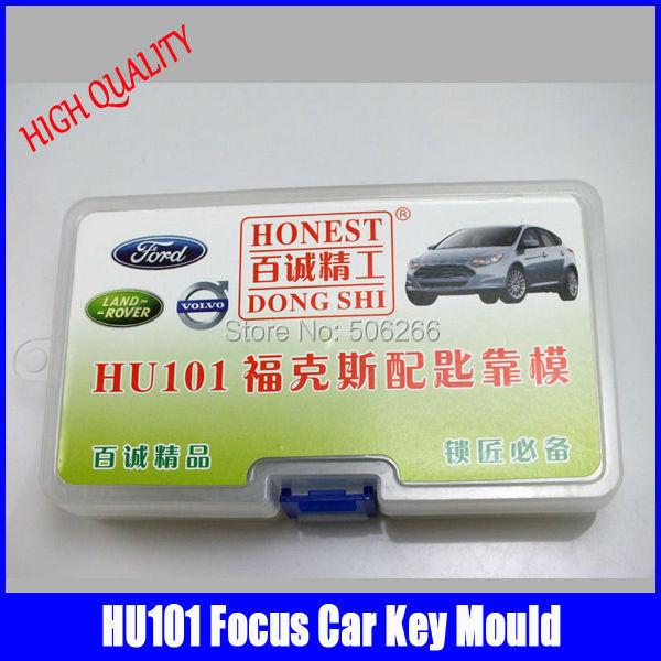 100% Original Honest HU101 car key moulds for key moulding Car Key Profile Modeling locksmith tools 10 types locksmith honest key mould for car auto key profile modeling duplicating machine