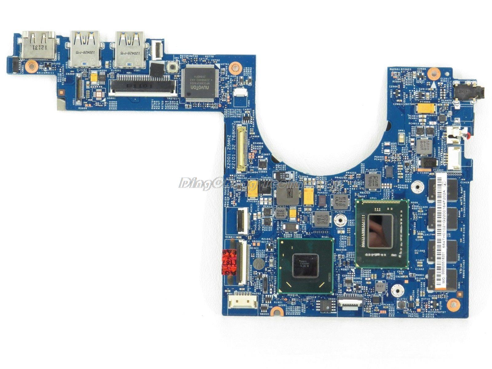 HOLYTIME laptop Motherboard For font b Acer b font S3 S3 391 NBM1011002 48 4TH03 021