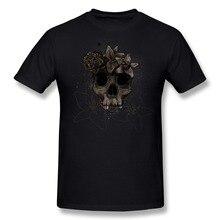 Latest O Neck Still Life Men's t-shirt Hot Sale 100 % Cotton t shirts for man