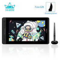 HUION Kamvas Pro 13 GT-133 Graphics Drawing Pen Tablet Monitor with Battery-free Stylus Pen Display Monitor 8192 Levels