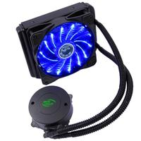 LED Light Quiet Heat Dissipation Computer CPU Water Cooling Radiator Cooler