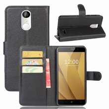 For Leagoo M5 Plus Case 5.5″ Phone Case With Stand Wallet Style Luxury PU Leather Flip Cover Bags Skin For Leagoo M5 Plus