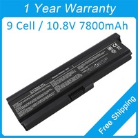New 9 cell laptop battery for toshiba Satellite M320 M332 M511 M321 M333 M512 M323 M325 M336 M600 PA3818U PA3728U 1BAS PABAS229